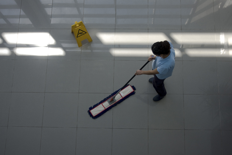 Janitorial and commercial cleaning services winnipeg