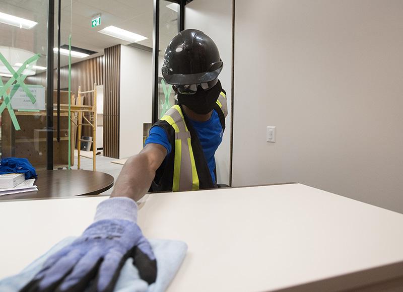 post construction cleaning company winnipeg