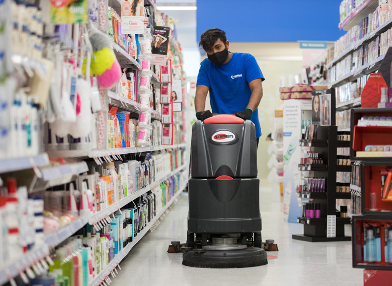Commercial Cleaning Services Edmonton, AB
